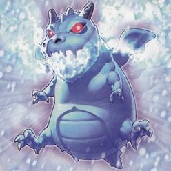 Dragón de Nieve