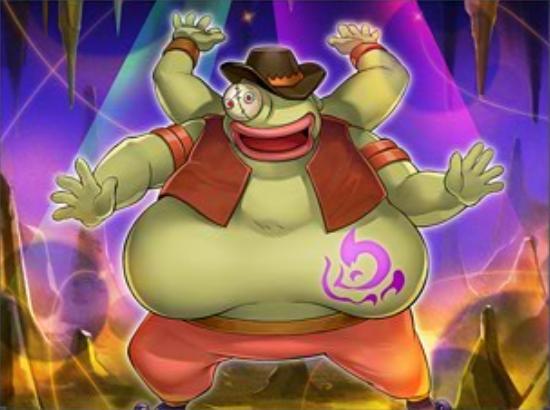 Actor del Abismo - Comediante Funky