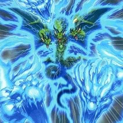 Descarga del Dragón de Trueno