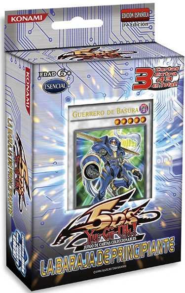 La Baraja de Principiante Yu-Gi-Oh! 5D's
