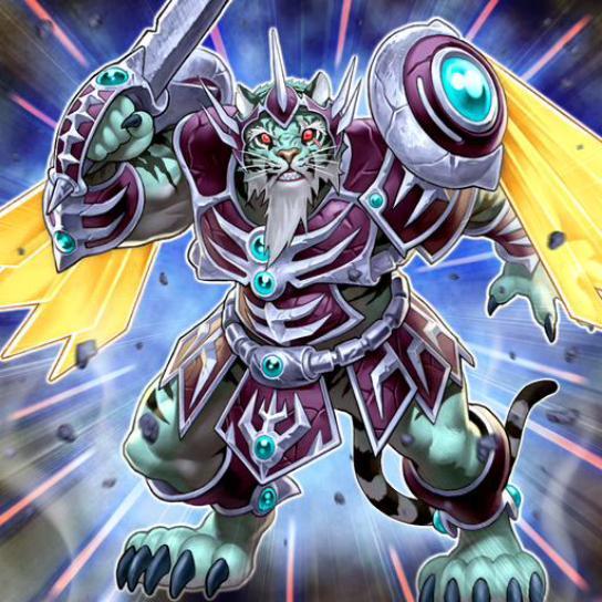 Bestia Gladiador Tygerius