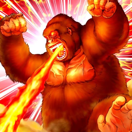Gorila Berserker