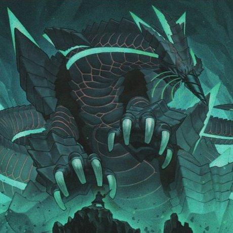Behemoth del Subterror Umastryx