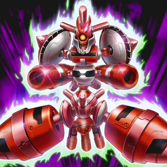 Barbaroid, la Máquina de Batalla Definitiva