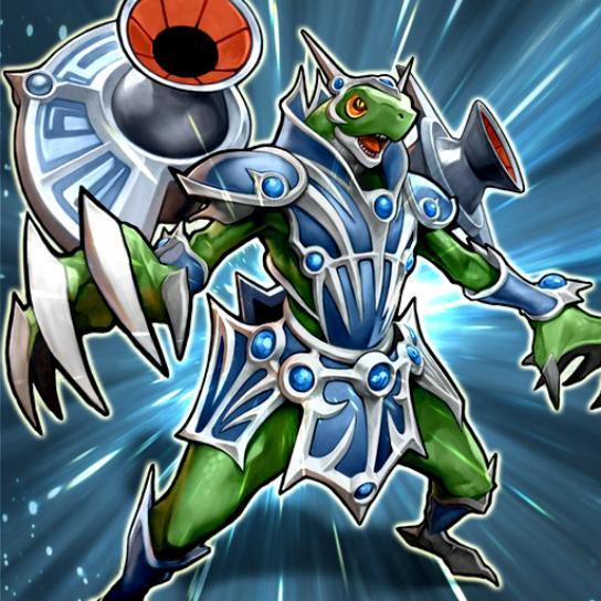 Bestia Gladiador Secutor