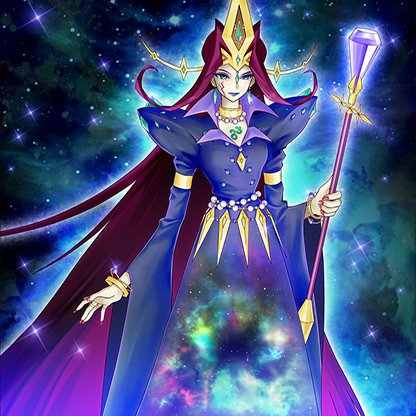 Número 83 Reina de la Galaxia