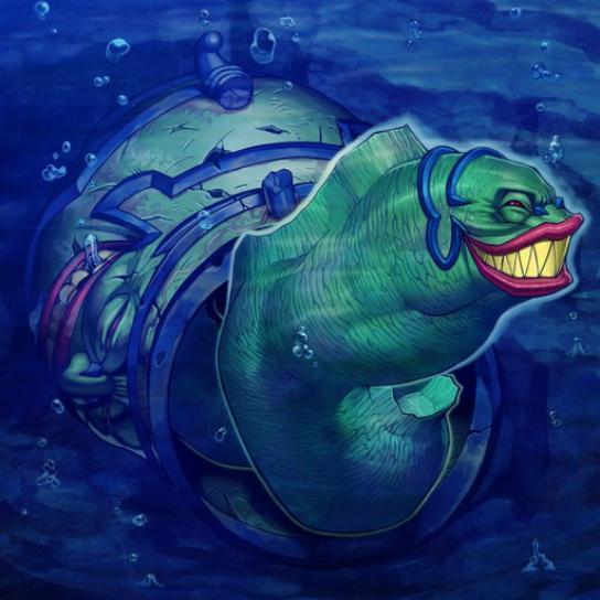 Anguila de la Avaricia