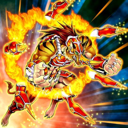 Bestia Gladiador Laquari