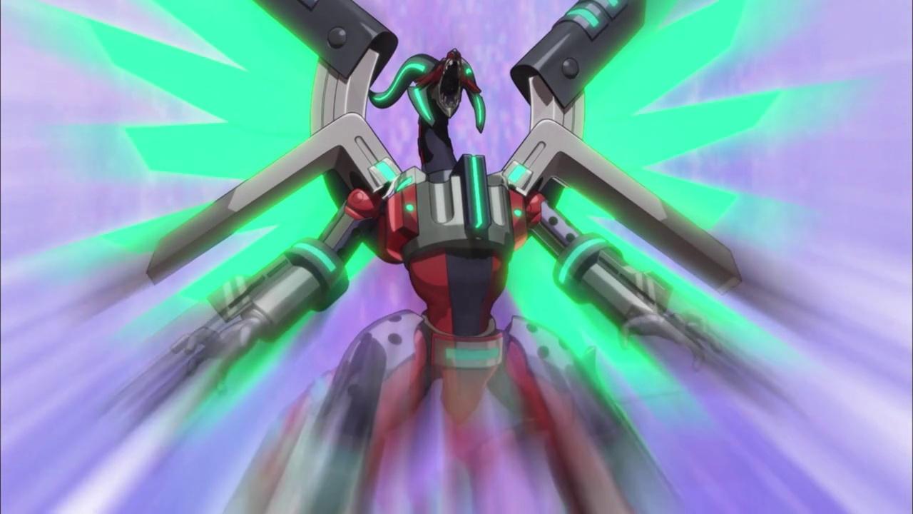 Yu-Gi-Oh! VRAINS - Episodio 011