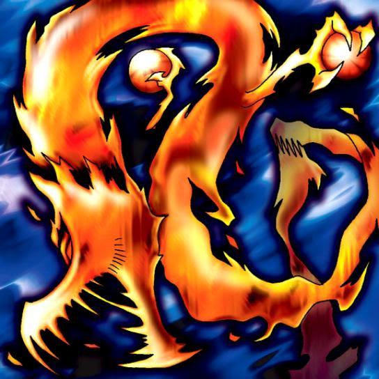 Dragón de Fuego Oscuro