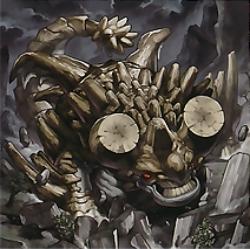 Redox, Señor Dragón de las Rocas