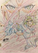 Soulburner y Bohman por Hiroki