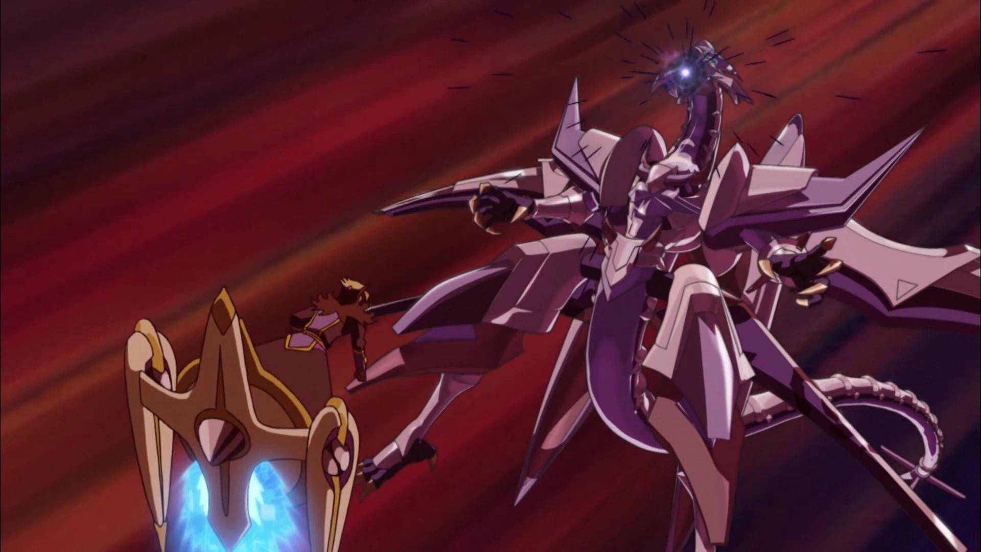 Yu-Gi-Oh! VRAINS - Episodio 073
