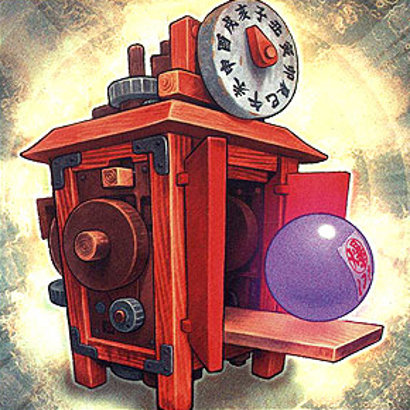 Reloj Karakuri