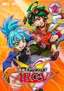 Yuya Sora Yu-Gi-Oh! ARC-V DVD 2