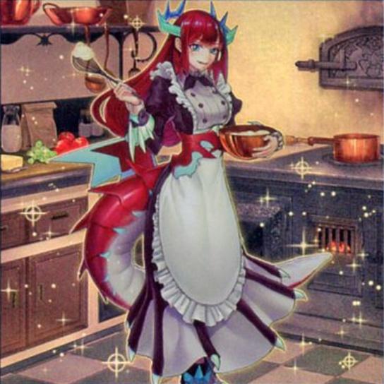 Dragoncella Cocinera