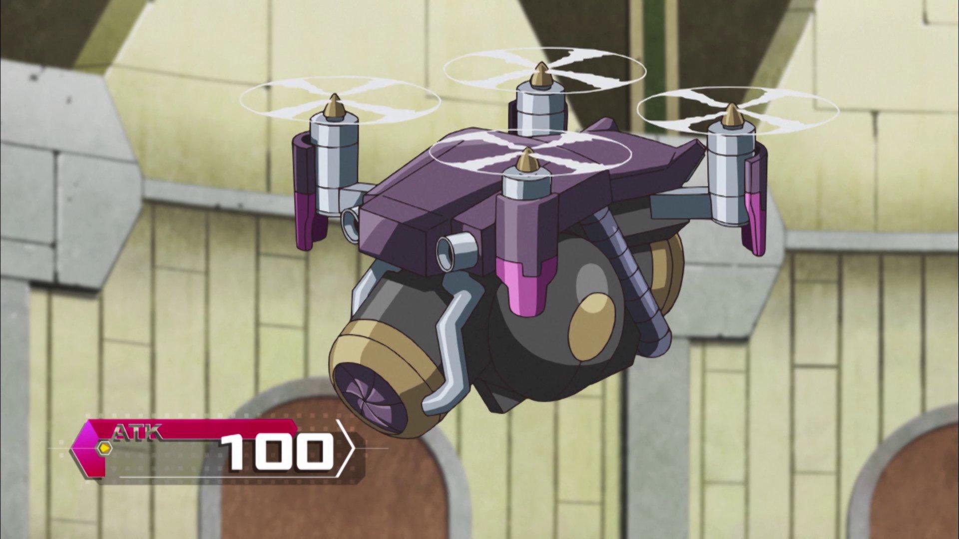 Dron Reciclador