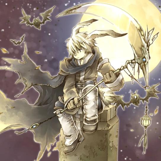 Hechicero del Final de la Noche