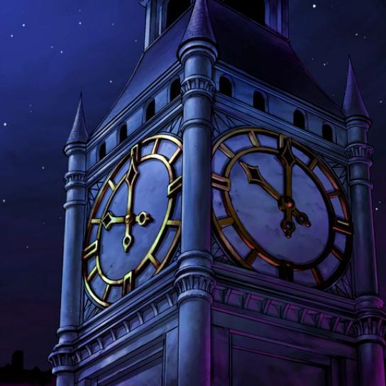 Prisión de la Torre del Reloj