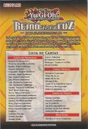 Lista baraja de estructura reino de la luz