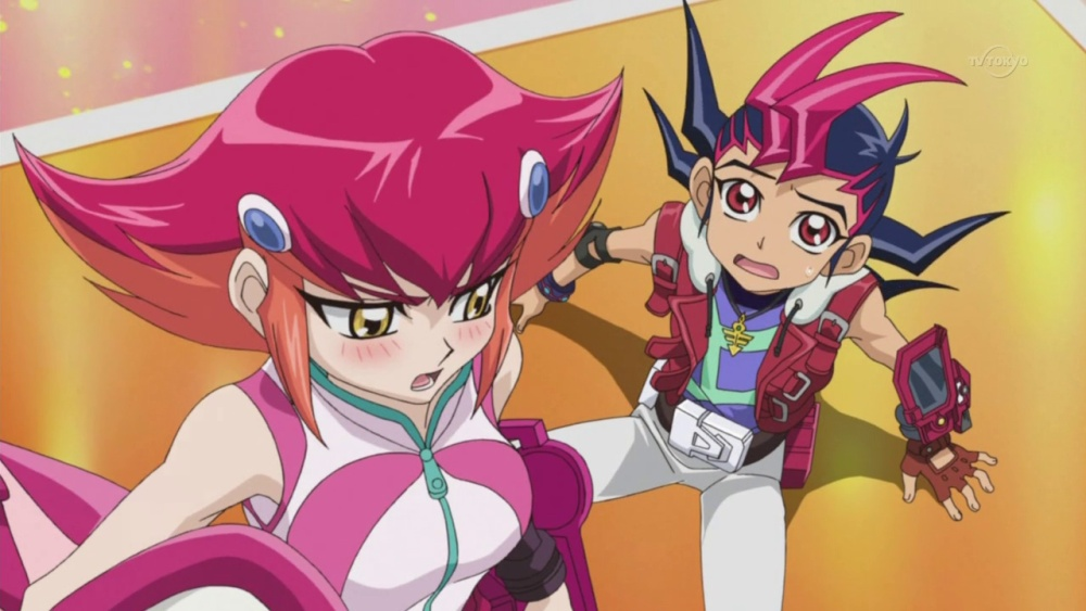 Yu-Gi-Oh! ZEXAL - Episodio 029