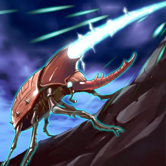 Escarabajo Sable