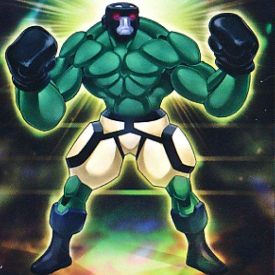 Boxeador Indómito Mandíbula de Cristal