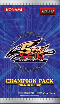 Promo Pack - Champion Pack 8