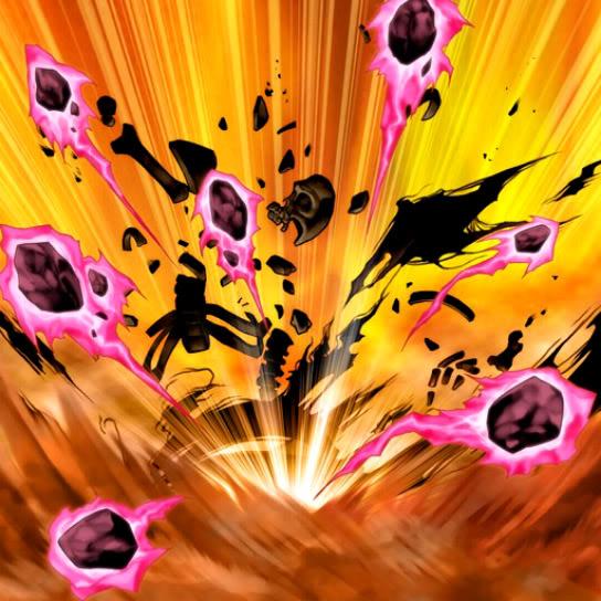 Explosión Infernal