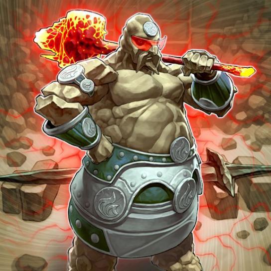 Kayenn, el Maestro Herrero del Magma