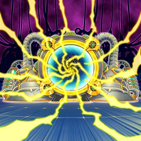 Portal Cósmico Aliado de la Justicia