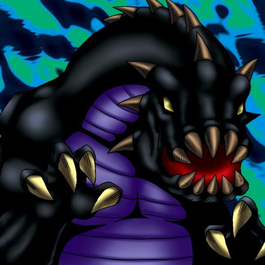 Rey de la Jungla Dragón Negro