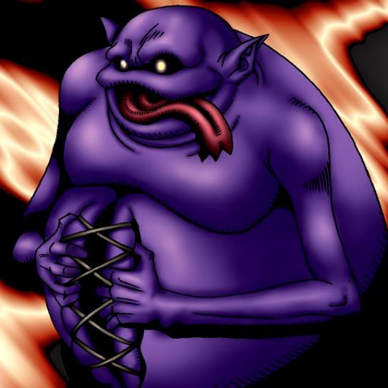 Ghoul con Apetito
