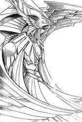 TheCreatorGodofLight,Horakhty-JP-Manga