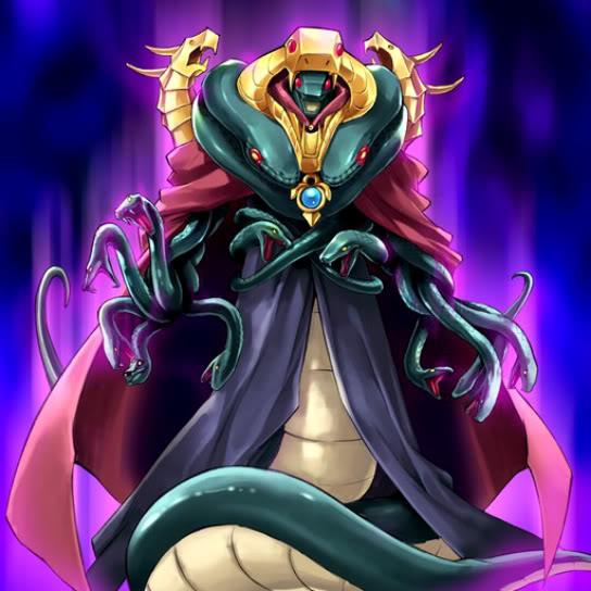Vennominon, Rey de las Serpientes Venenosas