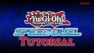 Yu-Gi-Oh! TCG Speed Duel Tutorial (Español)