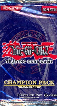 Promo Pack - Champion Pack 6