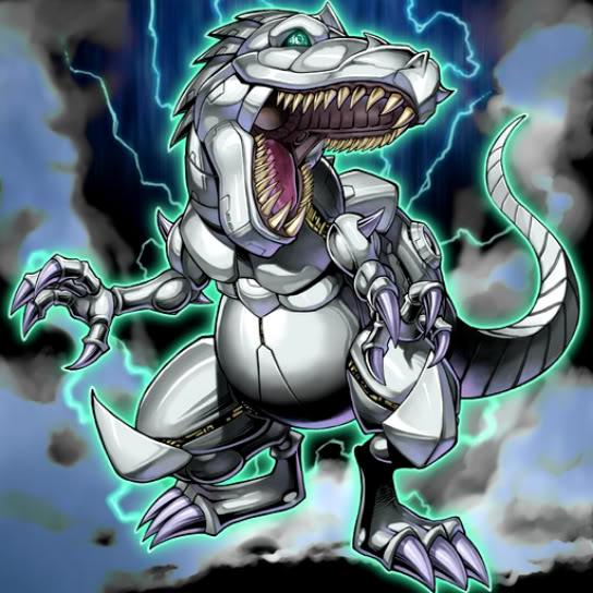 Ciber Dinosaurio