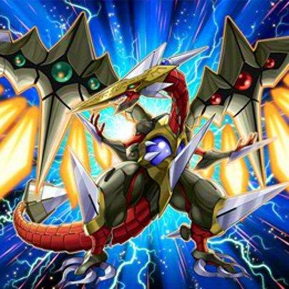 Dragón Lancero de Ojos Anómalos