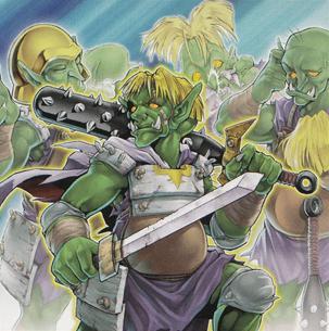 Escuadrón Merodeador Goblin