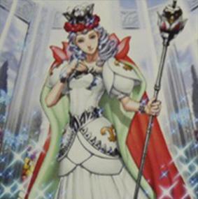 Reina Nereia de la Corona de Plata