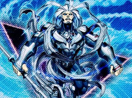 Shelga, el Tri-Señor de la Guerra