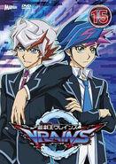 VRAINS DVD 15