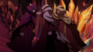 Mizar ataca a Vector