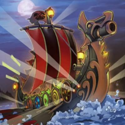 Barco Patrulla Saqueo Moerk