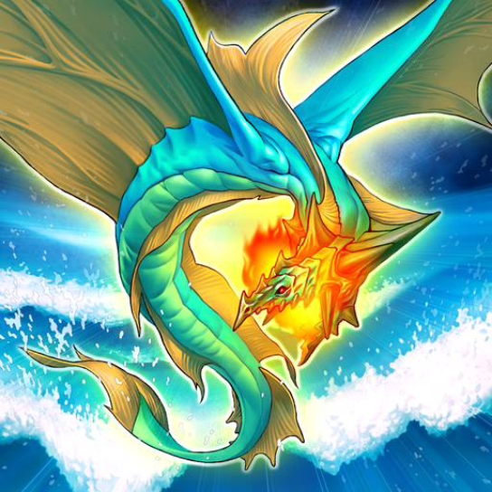 Leviair el Dragón Marino