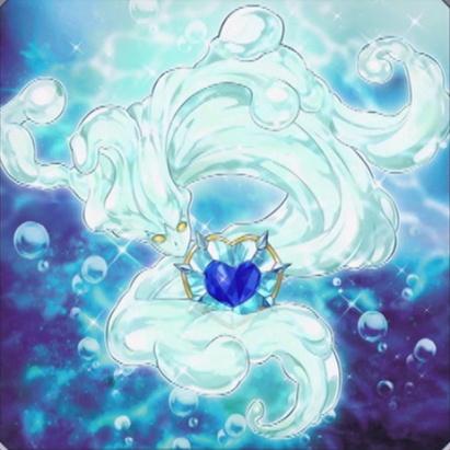 Corazón de Cristal Marincesa