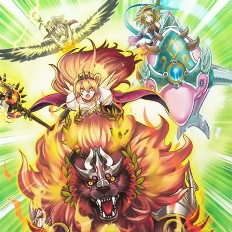 Domador del Espíritu Bestia
