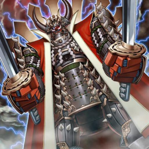 "Shogun de Acero Karakuri mod. 00X - ""Bureido"""
