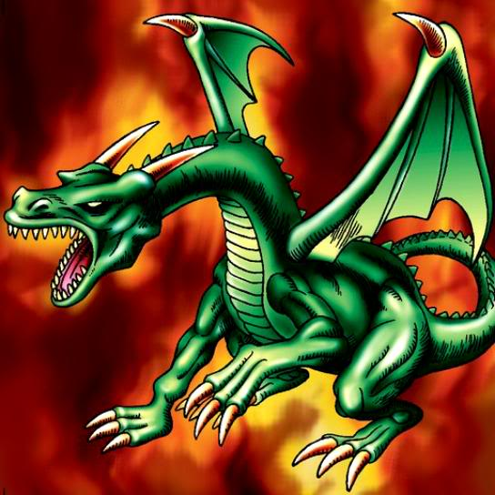 Dragón de Fuego de la Tierra Negra